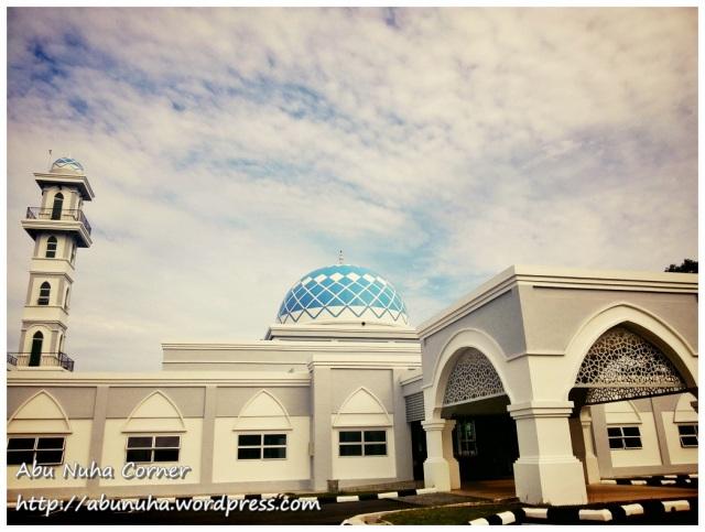 Masjid Durian Tunjung (14)