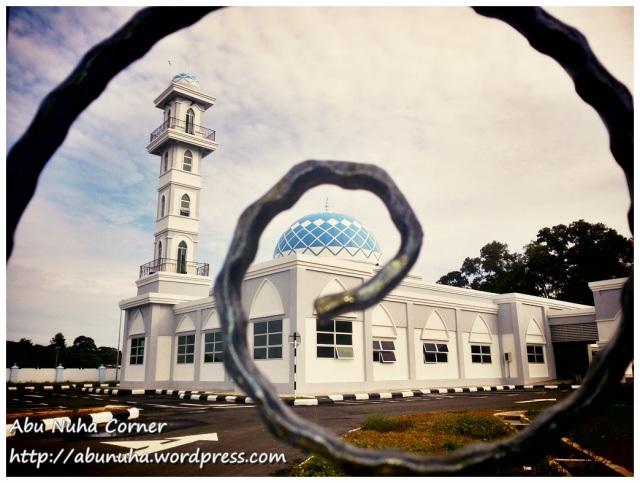 Masjid Durian Tunjung (15)