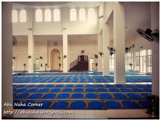 Masjid Durian Tunjung (6)