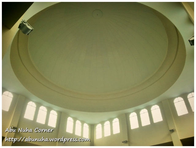 Masjid Durian Tunjung (7)