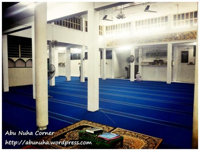 Masjid Kg Ayer Kudat (3)
