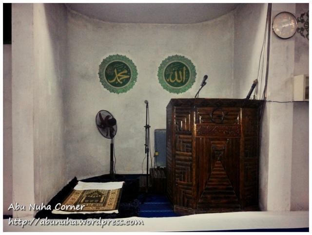 Masjid Kg Ayer Kudat (6)
