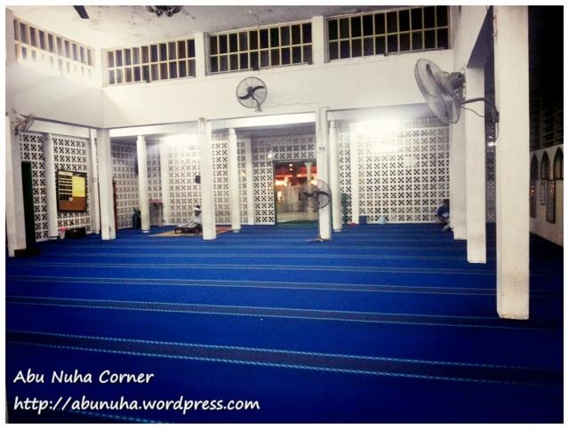 Masjid Kg Ayer Kudat (7)