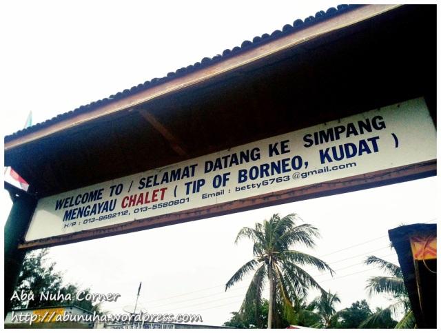 Simpang Mengayau (1)
