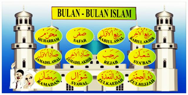 Bulan-bulan islam