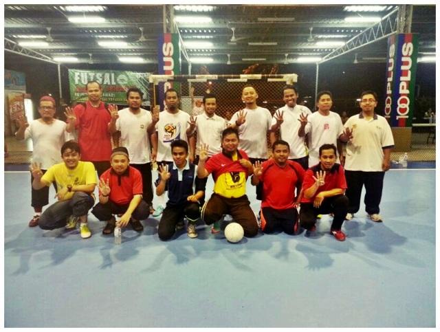 Futsal Ulamak