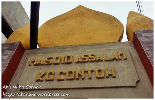 masjid-kg-contoh