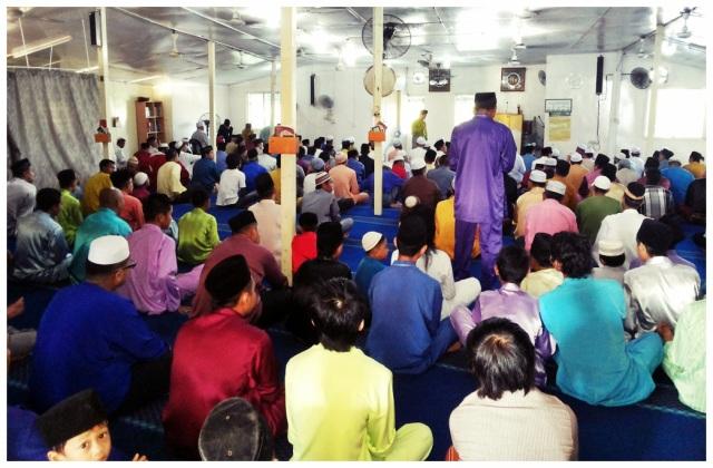 Masjid Muhibbah