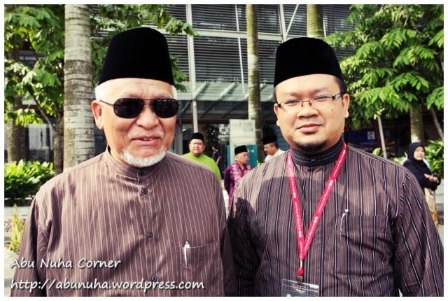 Tan Sri Sheikh Muhammad Ismail & Ustaz Ikmal Zaidi