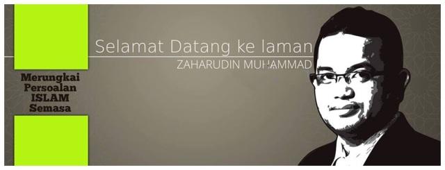 zaharuddin