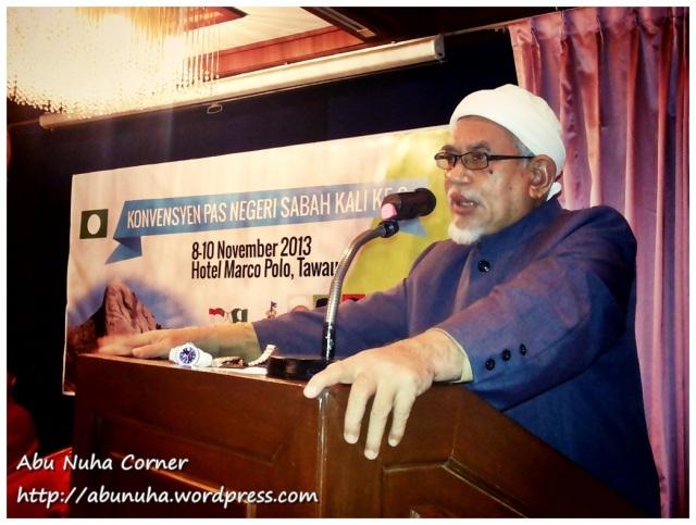 Konvensyen PAS Sabah (7)