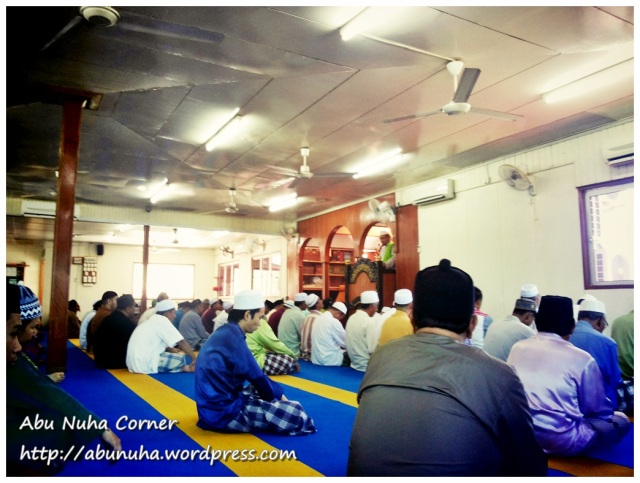 Masjid Kg Contoh Putatan (1)