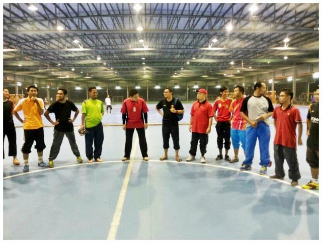 Futsal DUPNS