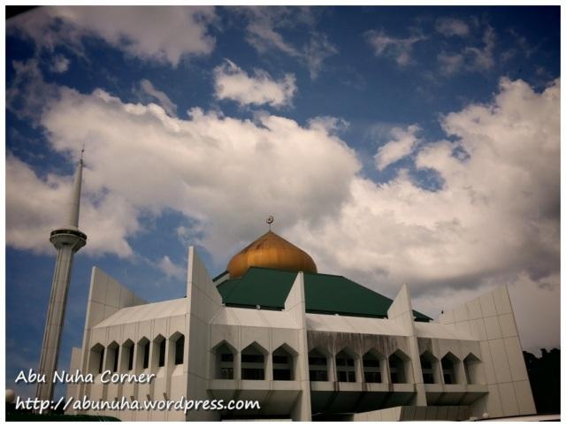Masjid Daerah Beaufort (1)