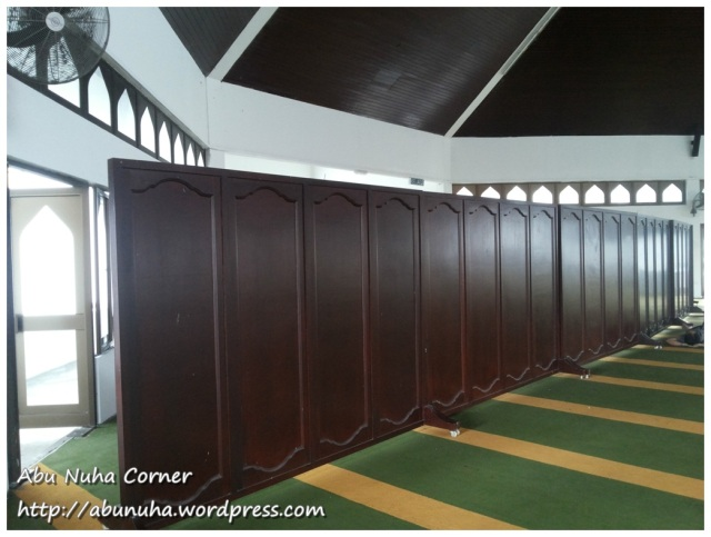 Masjid Daerah Beaufort (11)