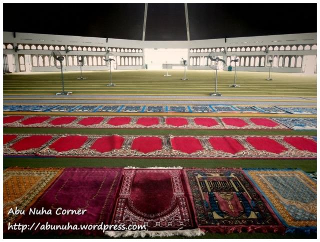 Masjid Daerah Beaufort (7)