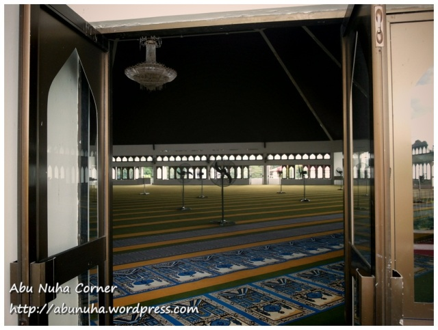 Masjid Daerah Beaufort (8)