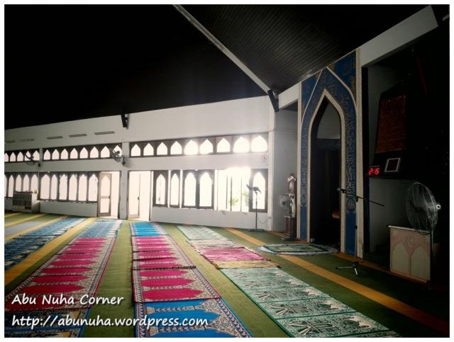 Masjid Daerah Beaufort (9)