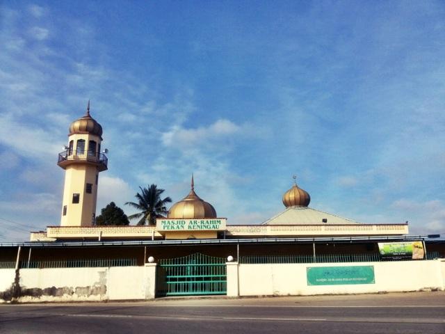 Masjid Pekan Keningau