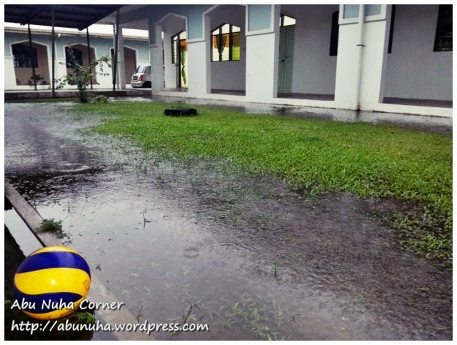 Hujan @ Maahad (2)