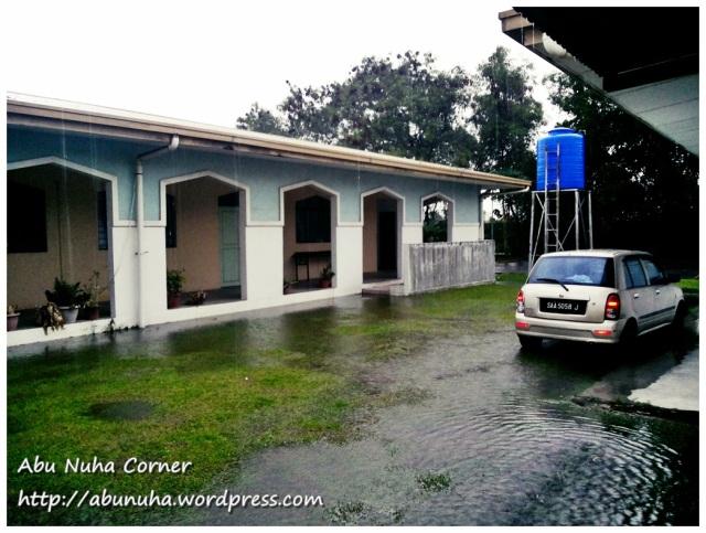 Hujan @ Maahad (3)