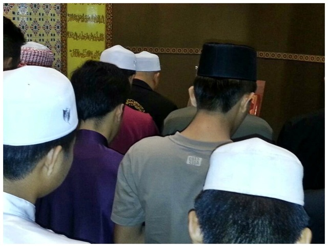 Masjid Daerah Putatan (4)