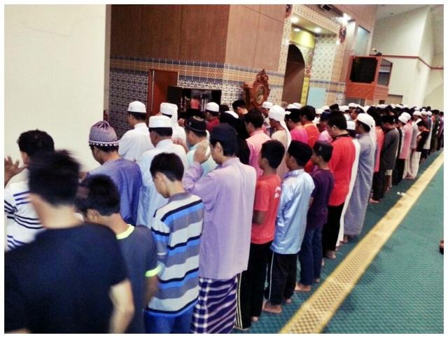 Masjid Daerah Putatan (5)