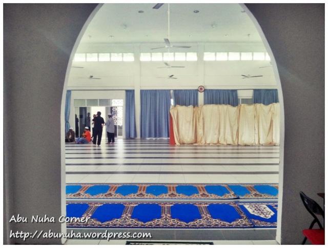 Masjid Ubudiyyah Tamparuli (13)