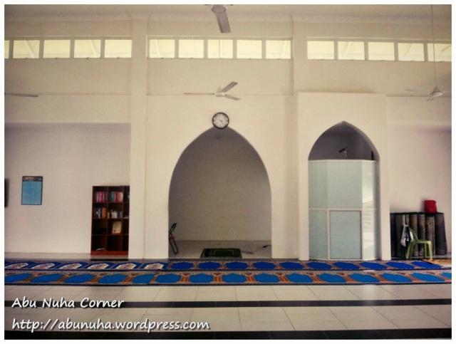 Masjid Ubudiyyah Tamparuli (14)