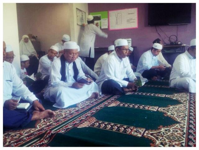 Majlis Zikir Darussyifa' Mac (1)