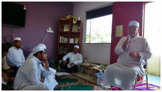 Majlis Zikir Darussyifa' Mac (2)