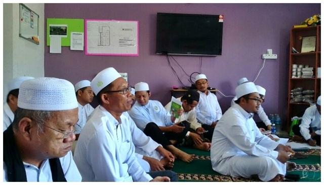 Majlis Zikir Darussyifa' Mac (3)