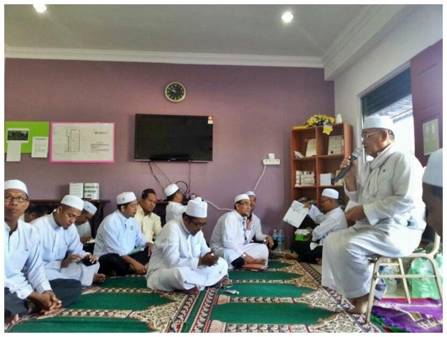 Majlis Zikir Darussyifa' Mac (4)