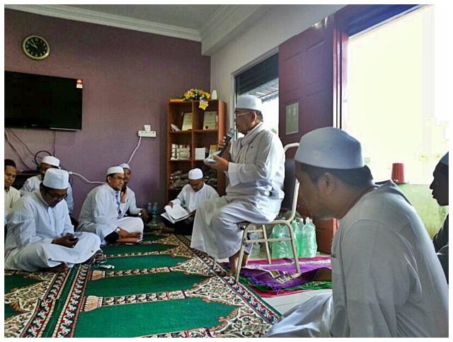Majlis Zikir Darussyifa' Mac (5)