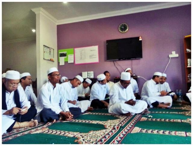 Majlis Zikir Darussyifa' Mac (6)