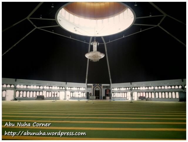 Masjid Daerah Beaufort (2)