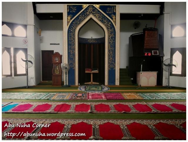 Masjid Daerah Beaufort (5)