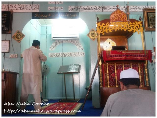 Masjid Kg Peringatan Petagas