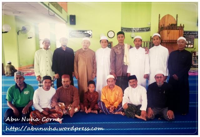 Masjid Pekan Kunak