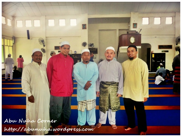 Masjid Pekan Pitas