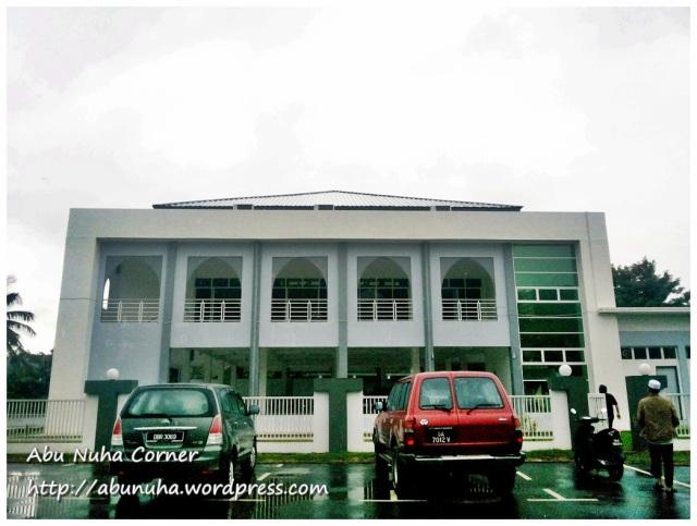 Masjid Ubudiyyah Tamparuli (1)