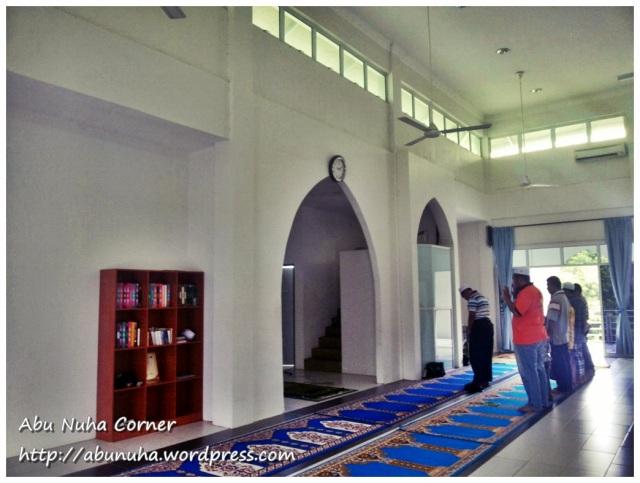 Masjid Ubudiyyah Tamparuli (10)