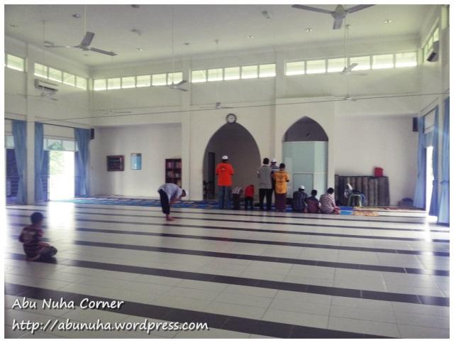 Masjid Ubudiyyah Tamparuli (9)