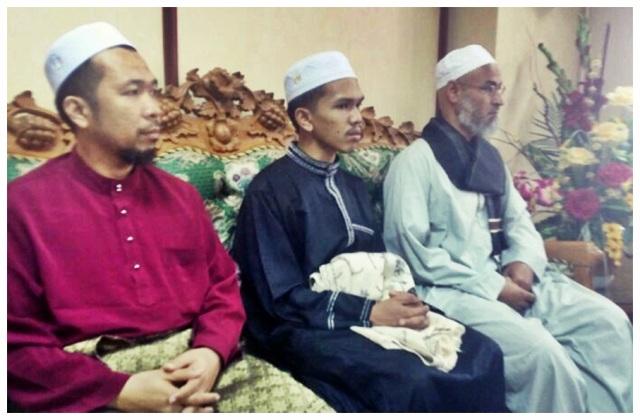 Sh Mustafa @ Pej Mufti Sabah (2)