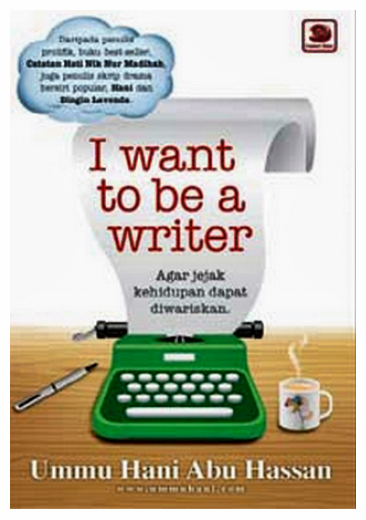 I Want To Be A Writer-500x500