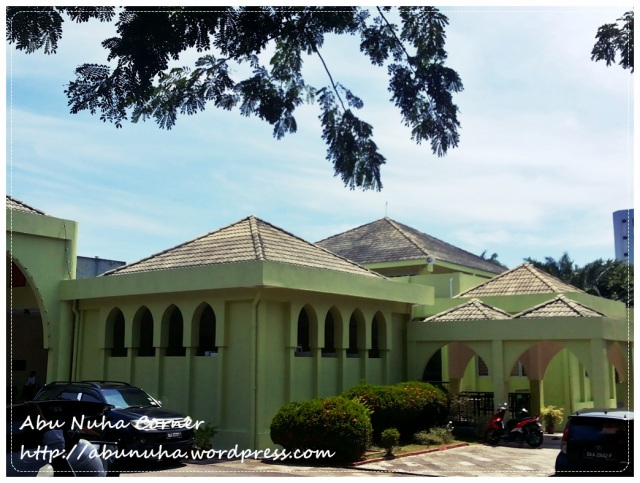 Masjid IPG Gaya