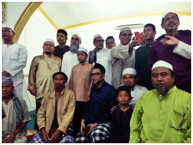 Sh Mustafa @ Masjid Sembulan (3)