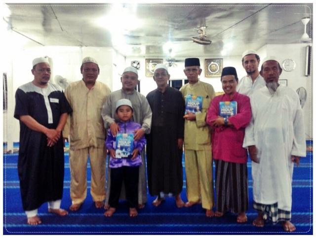 IHB @ Masjid Kg Muhibbah