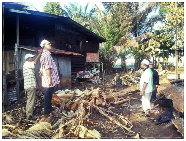 Kebakaran @ Kunak (2)