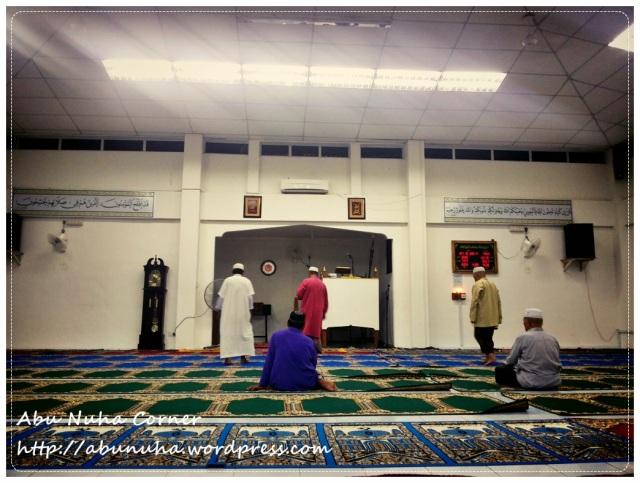 Masjid Kg Tudan Baru